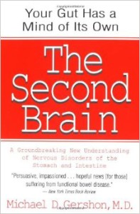 The Second Brain by Michael Gershon, M.D.